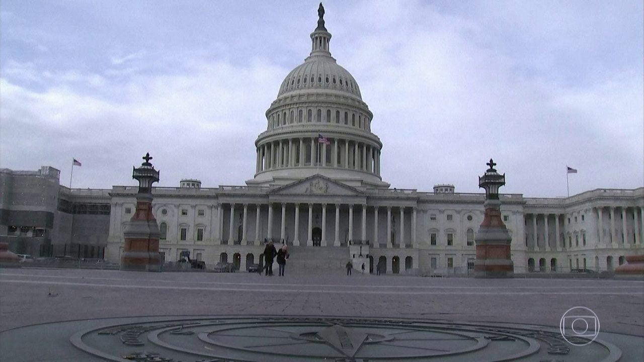 Câmara dos Deputados dos Estados Unidos deve enviar as acusações contra Trump ao Senado
