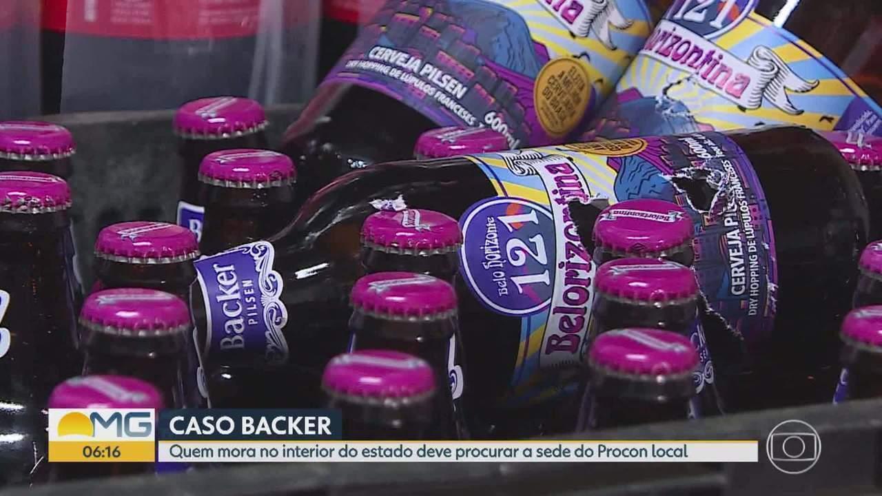 Em dois dias 568 garrafas da cerveja belorizontina já foram entregues em BH