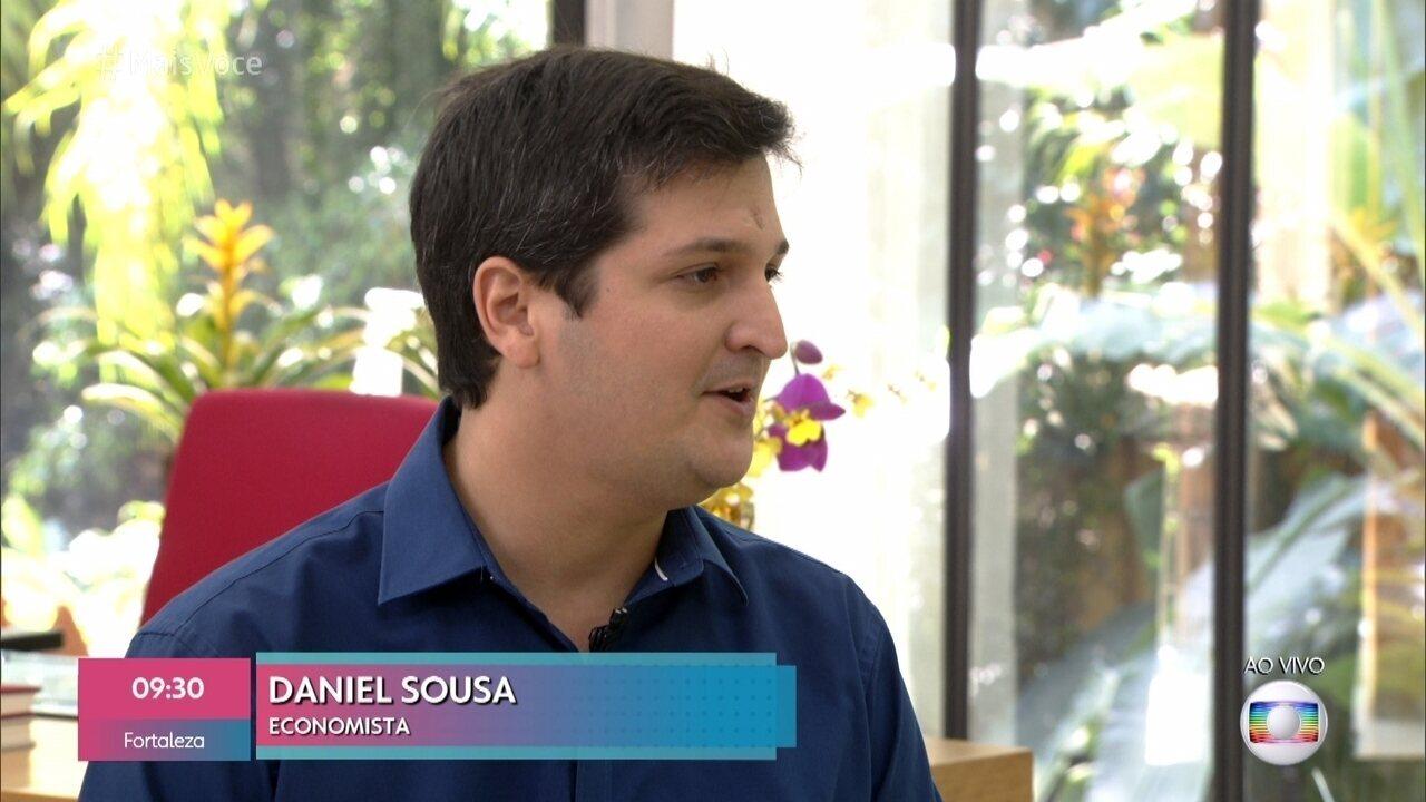 Daniel Souza dá dicas de economia e fala sobre os impostos de início de ano