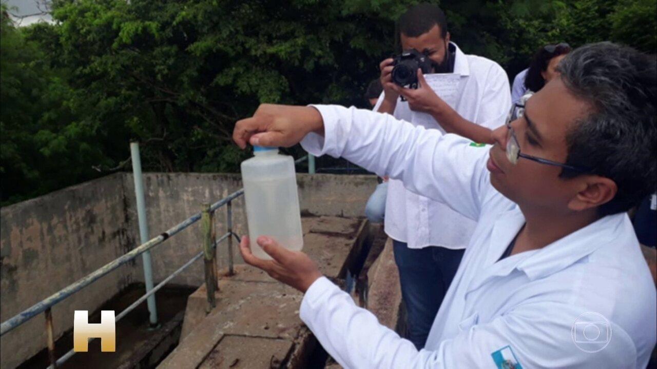 Crise da água: Cedae diz que água do Guandu não terá mais geosmina na próxima semana