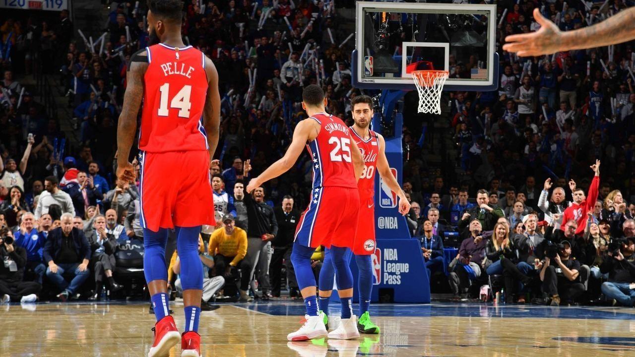 Melhores momentos de Philadelphia 76ers 117 x 106 Brooklyn Nets pela NBA