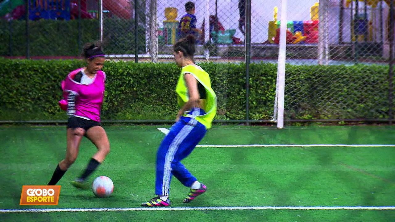 Peladeiras do DF: mulheres se reúnem em Brasília para jogar