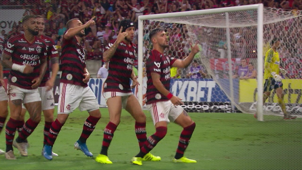 Espião Estatístico: Confira os números do Flamengo na temporada de 2019