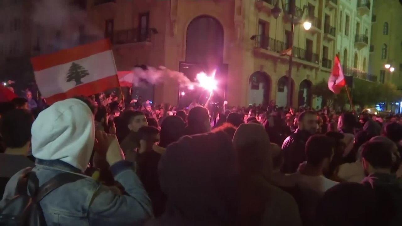 Protestos em Beirute: presidente do Líbano convoca Exército para manter a calma