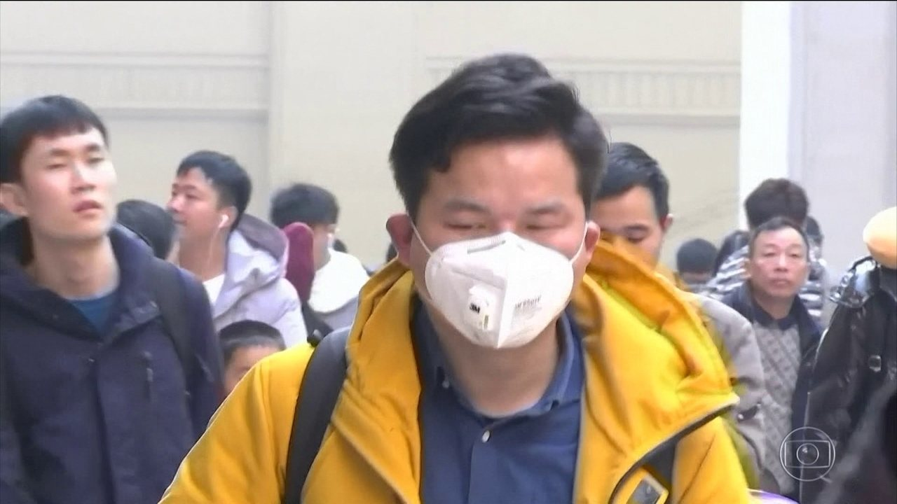 Casos de pneumonia por vírus misterioso se multiplicam na China