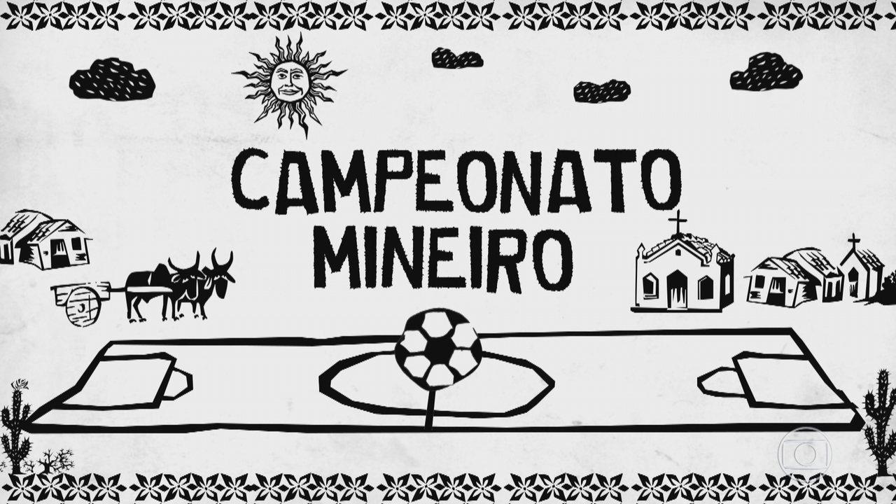 Globo Esporte MG apresenta o cordel do Campeonato Mineiro de 2020
