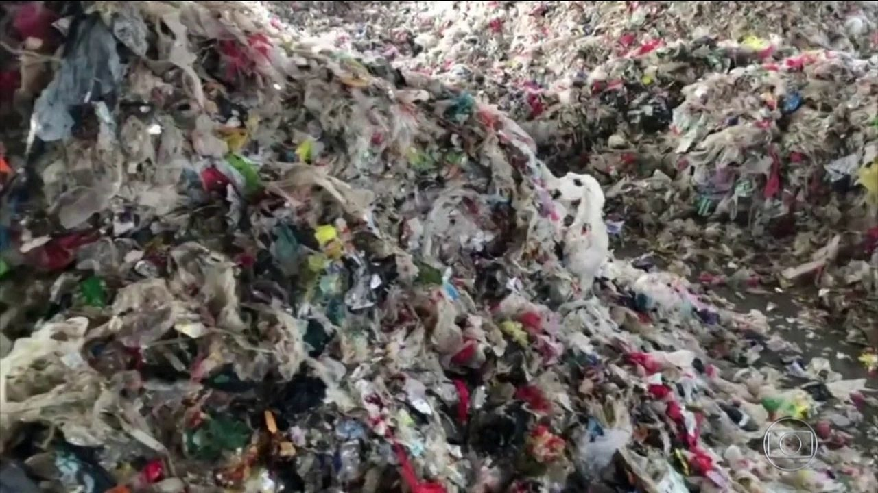 China decide eliminar plástico descartável até 2025