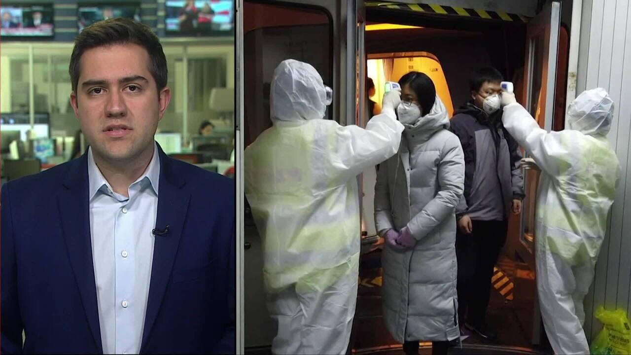 Chega a 17 número de mortes por coronavírus na China