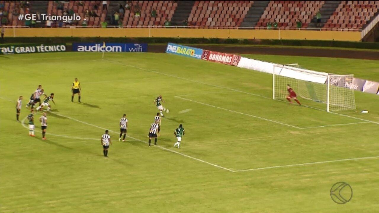 Uberlândia perde para o Atlético-MG na estreia do Campeonato Mineiro