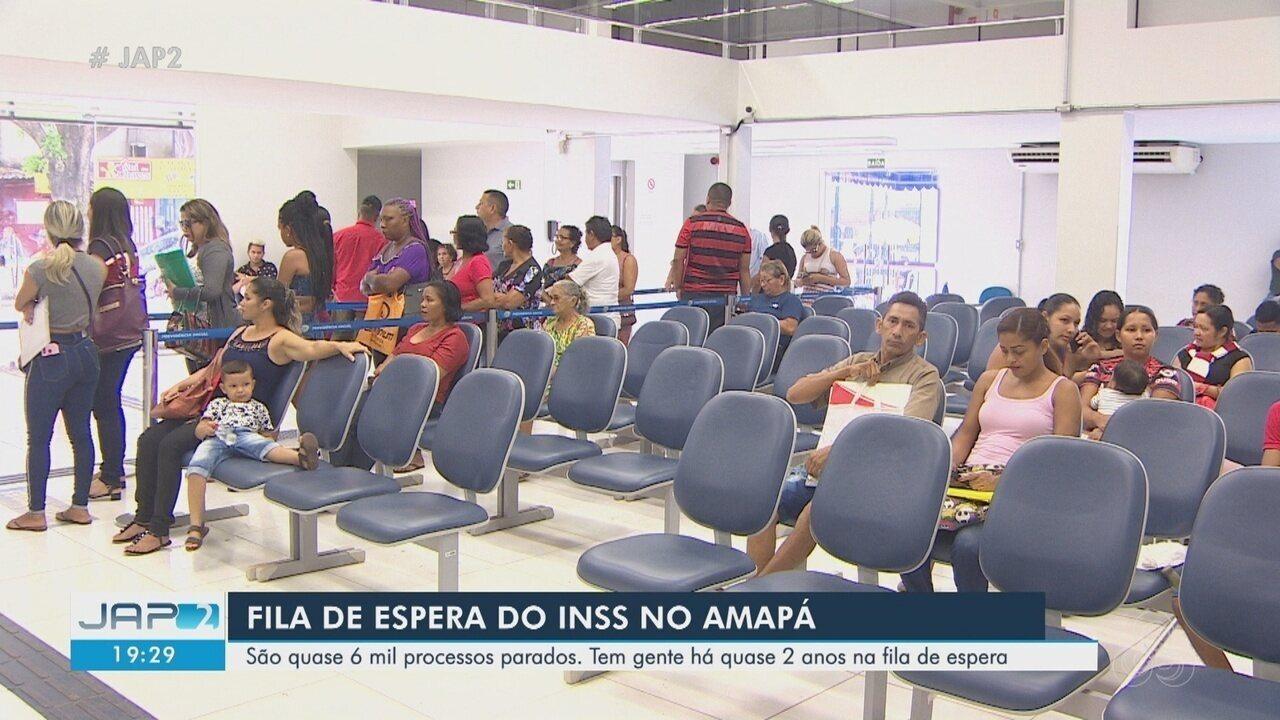 Amapá tem mais de 5,7 mil requerimentos em atraso no INSS há mais de 45 dias