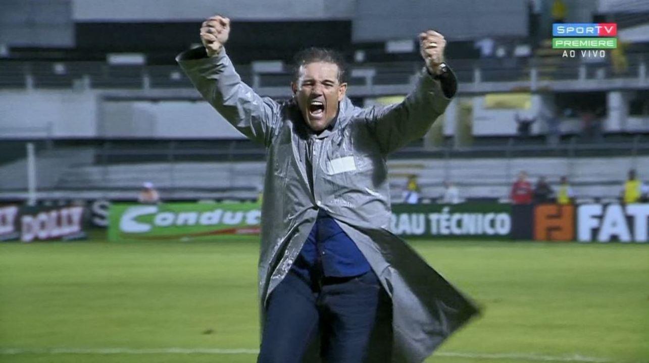 Os melhores momentos de Ponte Preta 2 x 3 Santo André pela 1ª rodada do Paulistão