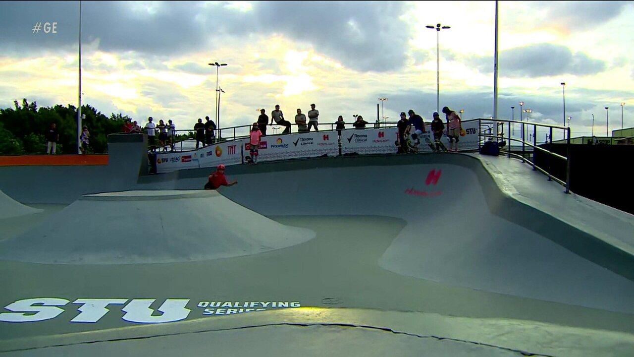 Acontece nesse final de semana o STU, Circuito Brasileiro de Skate, e reune jovens de todas as idades