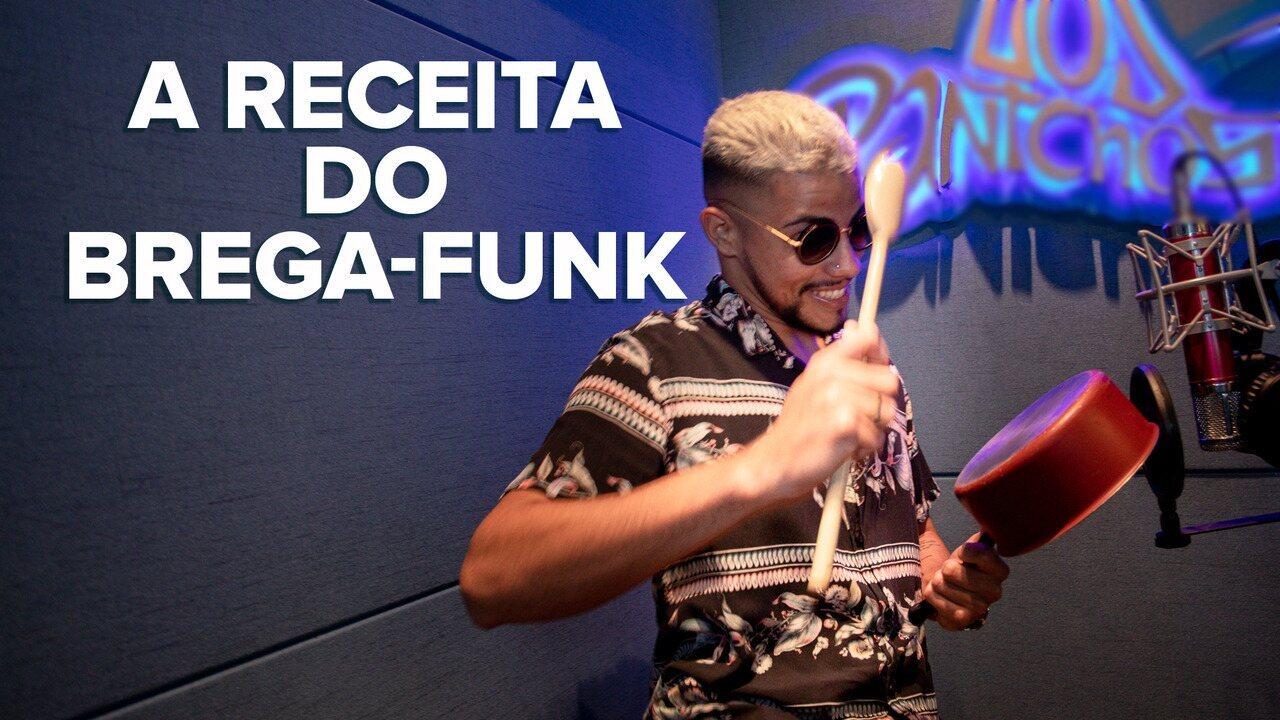 Receita de brega-funk