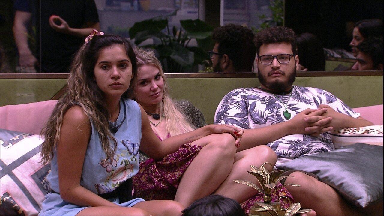 Brothers especulam sobre presença de outros participantes na casa
