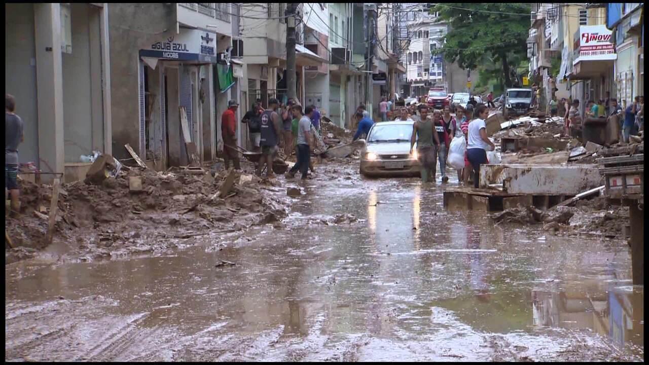 Quase 9 mil pessoas ainda estão fora de casa por causa das chuvas no ES