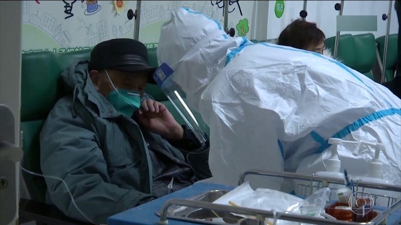 Sobe para 81 o número de mortos por coronavírus na China