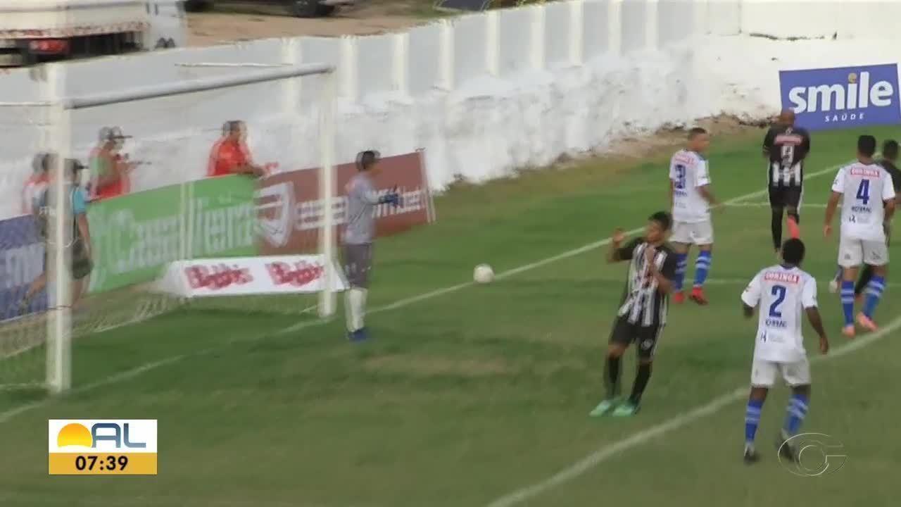 No Sertão, Jaciobá e ASA empatam por 0 a 0