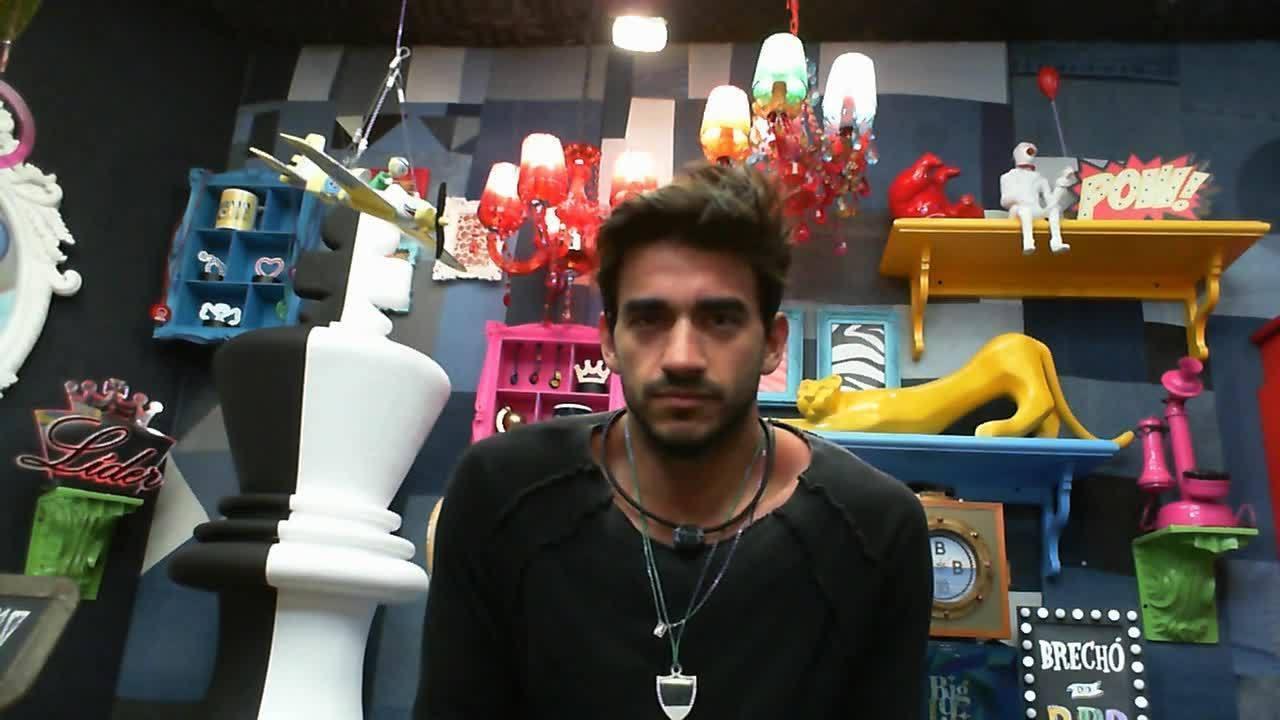 Raio-X BBB20: Guilherme - 27/01