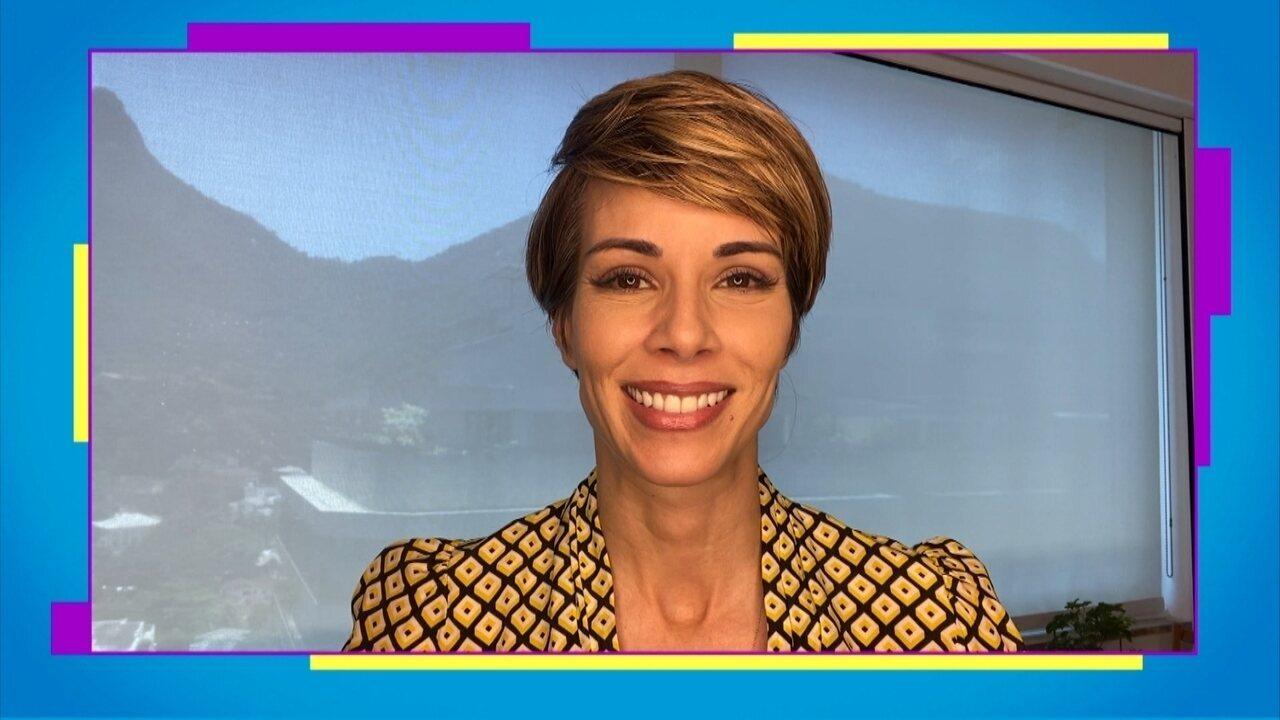 Ana Furtado e Fabrício Battaglini mandam recado para Ana Maria Braga