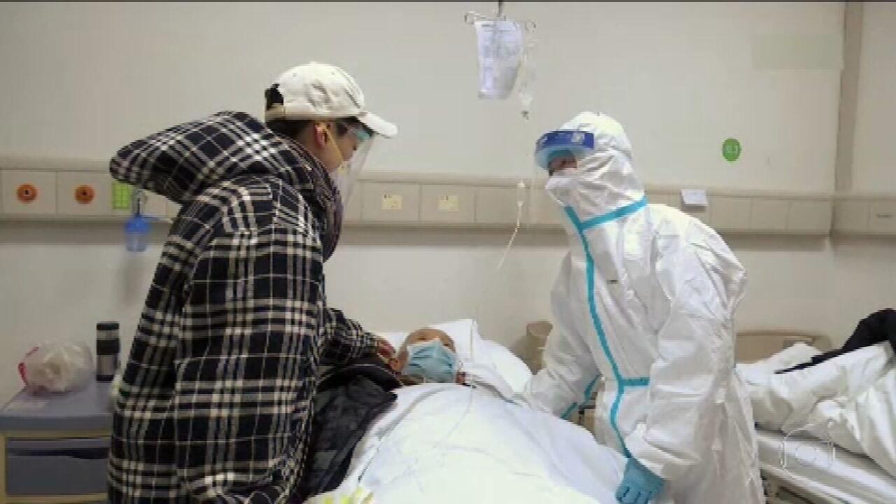 OMS altera risco internacional do coronavírus de moderado para alto