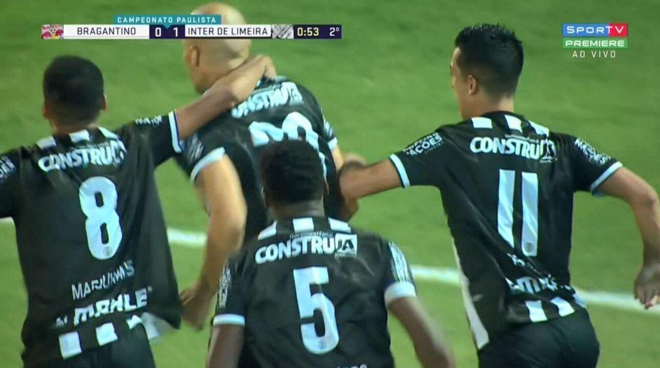 Os melhores momentos de Bragantino 0 x 1 Inter de Limeira, pela 2ª rodada do Paulistão