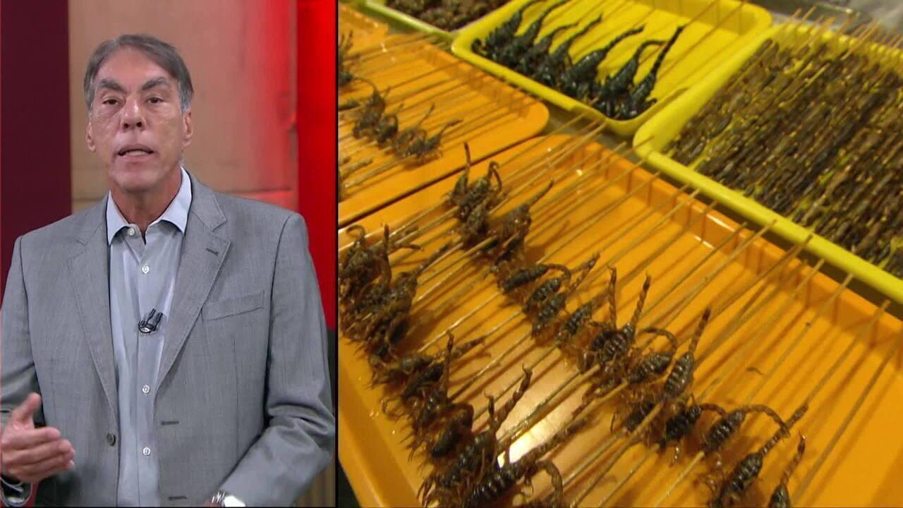 Demétrio Magnoli: China tem histórico de surto de novas doenças