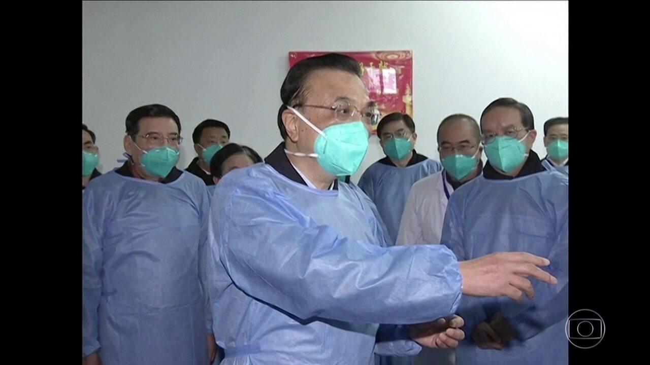 Número de mortos pelo novo coronavírus chega a 106 na China