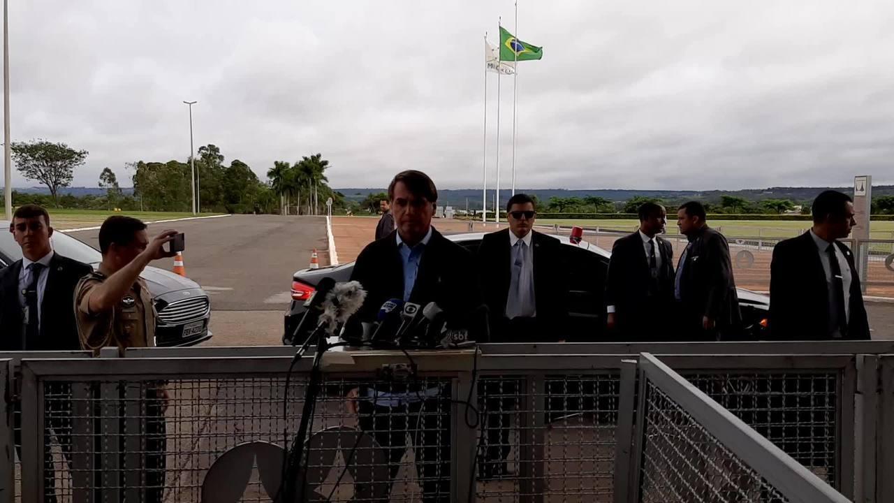 Presidente Jair Bolsonaro diz que 'número 2' da Casa Civil vai perder cargo
