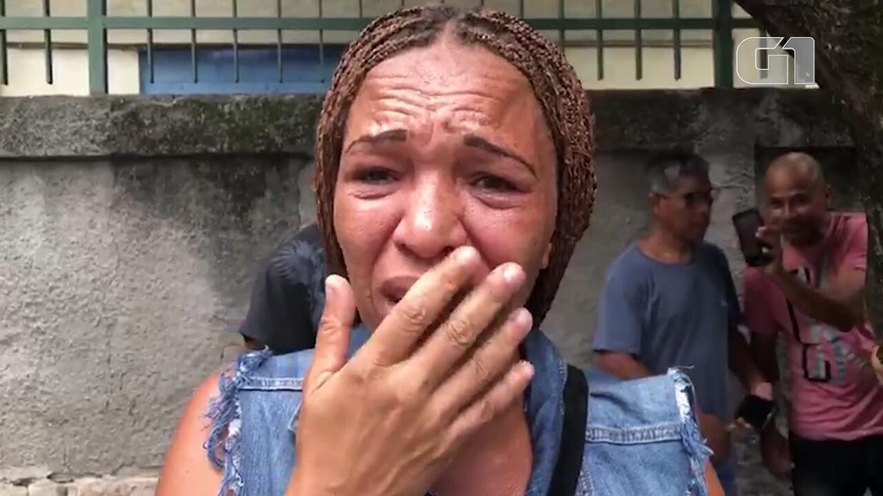 Mãe aguarda notícias do filho de 18 anos que foi transferido para Benfica