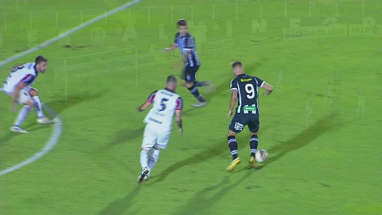 Melhores momentos de Figueirense 2 x 1 Joinville
