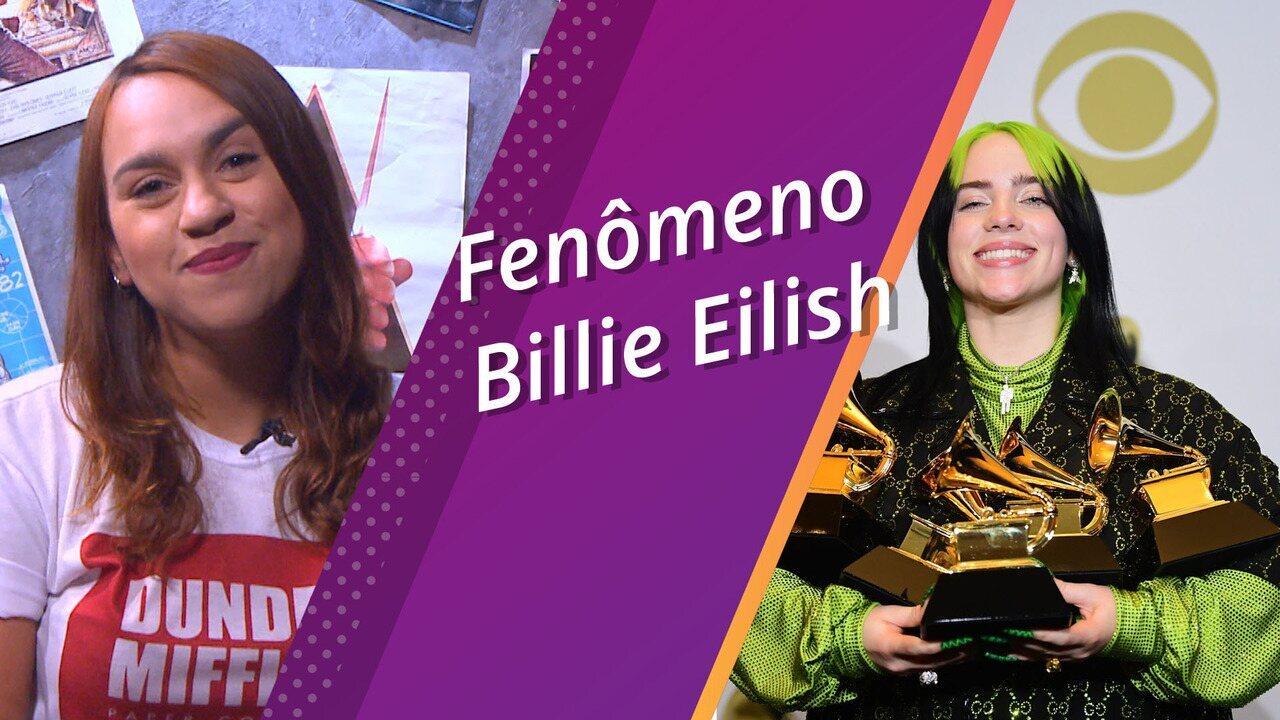 Semana Pop #73: O fenômeno Billie Eilish: da música sussurrada a ícone da moda alternativa