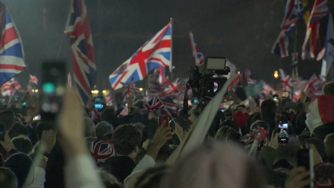 Brexit: veja a contagem regressiva e a festa em Londres após saída do Reino Unido da UE