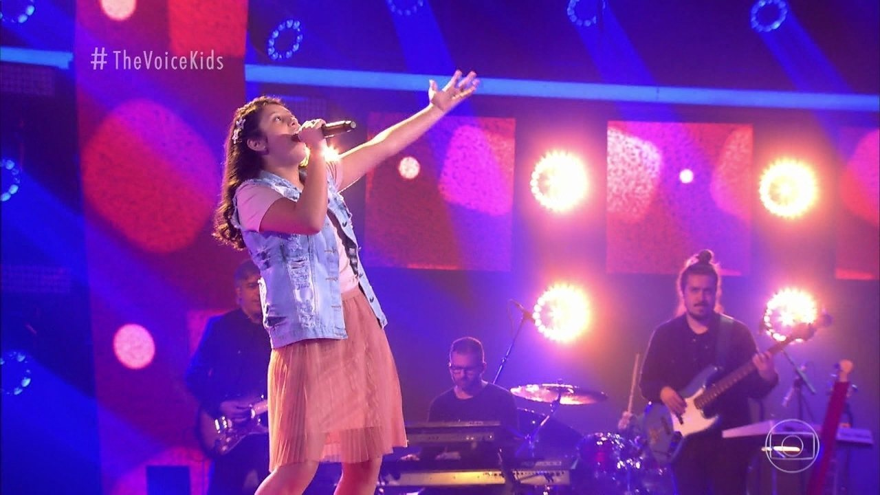 """Laura Luna canta """"I Put a Spell On You"""" nas Audições às Cegas"""