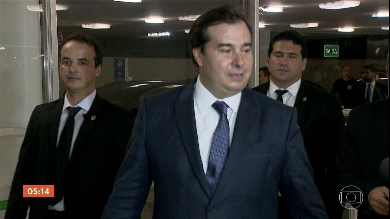Semana em Brasília começa agitada com primeira sessão do Congresso