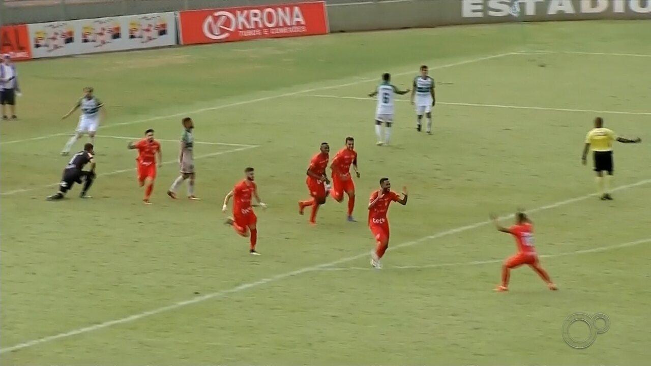 Noroeste bate Rio Preto, vence a terceira seguida e mantém liderança da Série A3