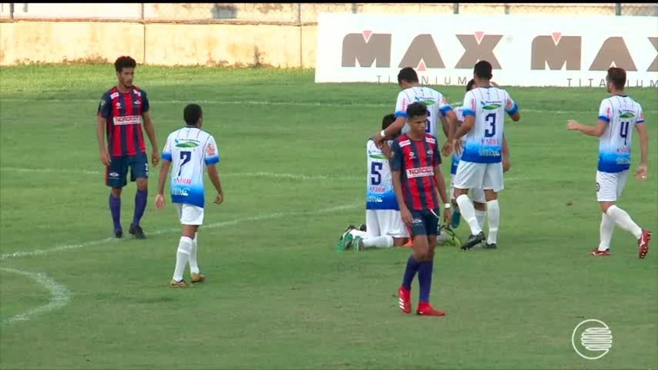 Parnahyba vence Piauí, que fica mais próximo da zona de rebaixamento