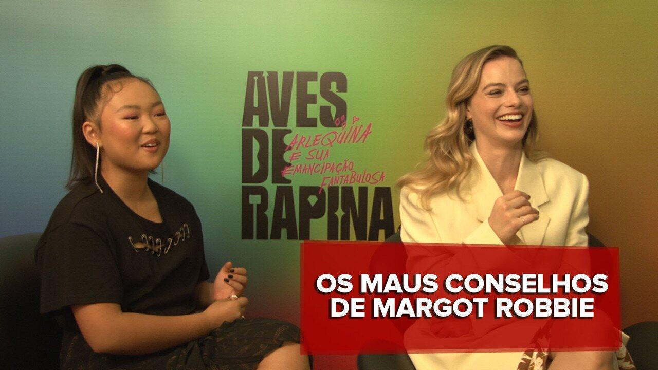 'Aves de Rapina': Margot Robbie e elenco falam sobre filme
