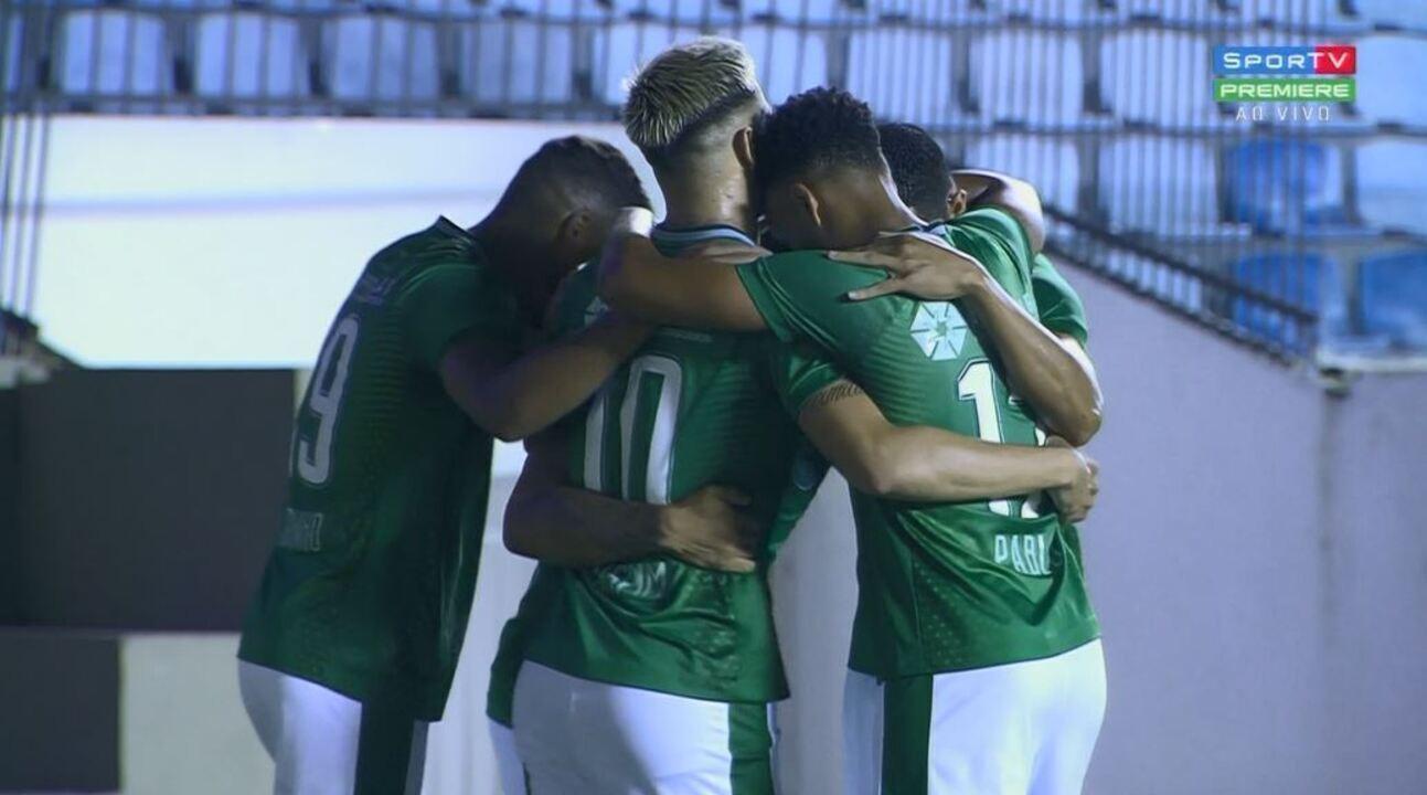 Os melhores momentos de Oeste 1 x 1 Guarani, pela 5ª rodada do Campeonato Paulista