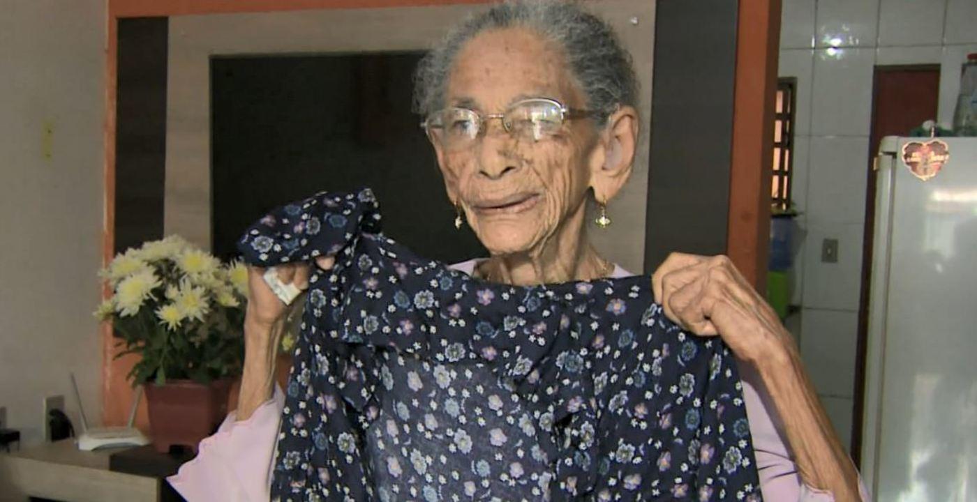 Moradora de 111 anos de Rio das Pedras dá dicas de longevidade