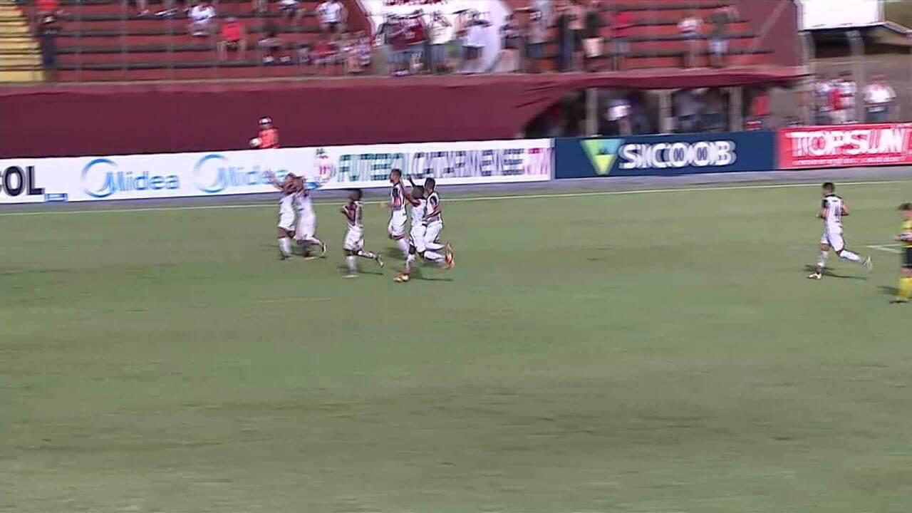 Melhores momentos de Juventus-SC 2 x 3 Joinville
