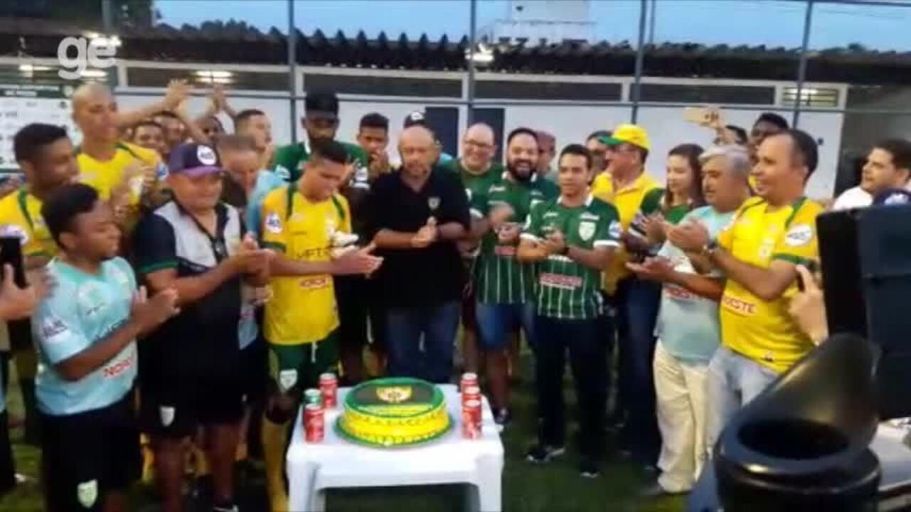 Picos comemora 44 anos com vitória na quinta rodada do Piauiense