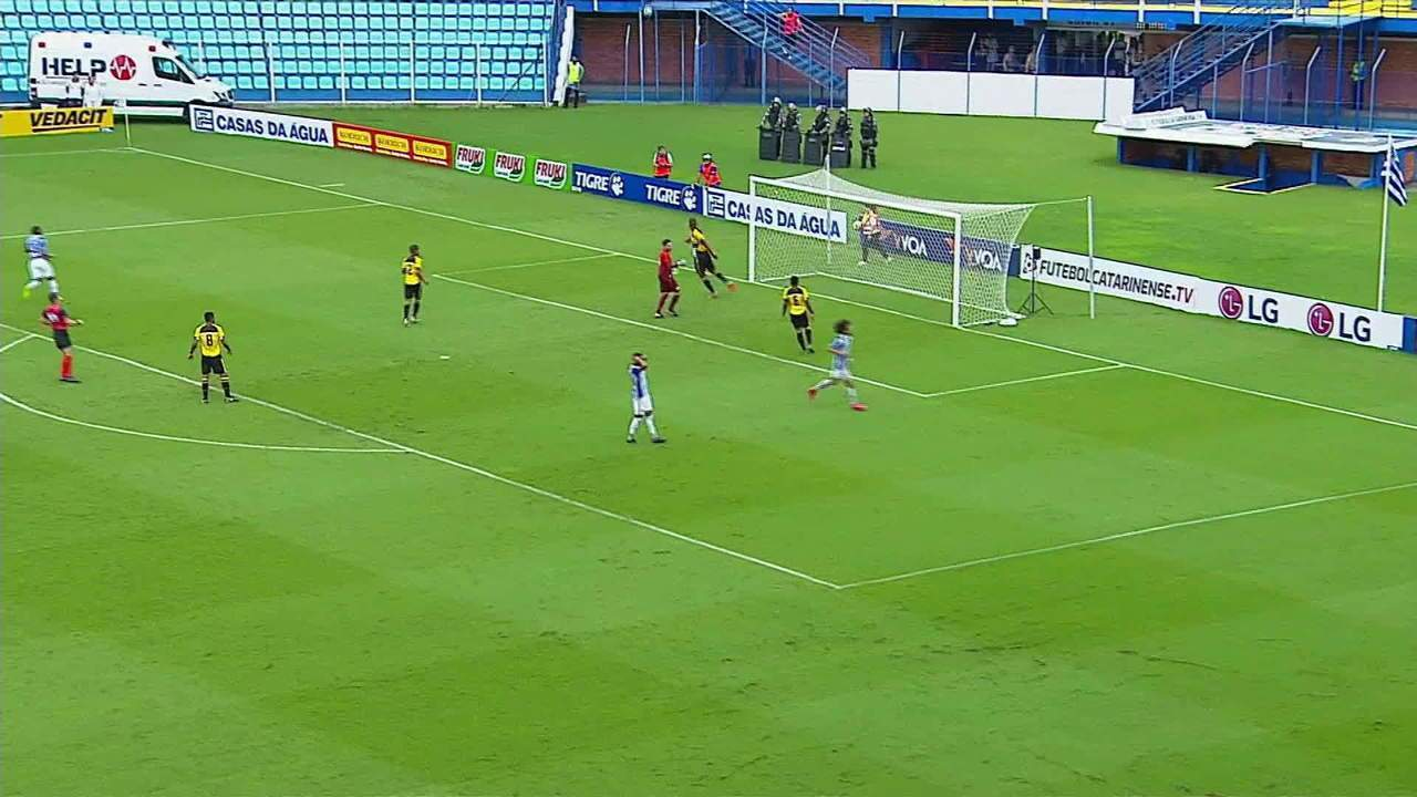 Melhores momentos de Avaí 0 x 1 Criciúma