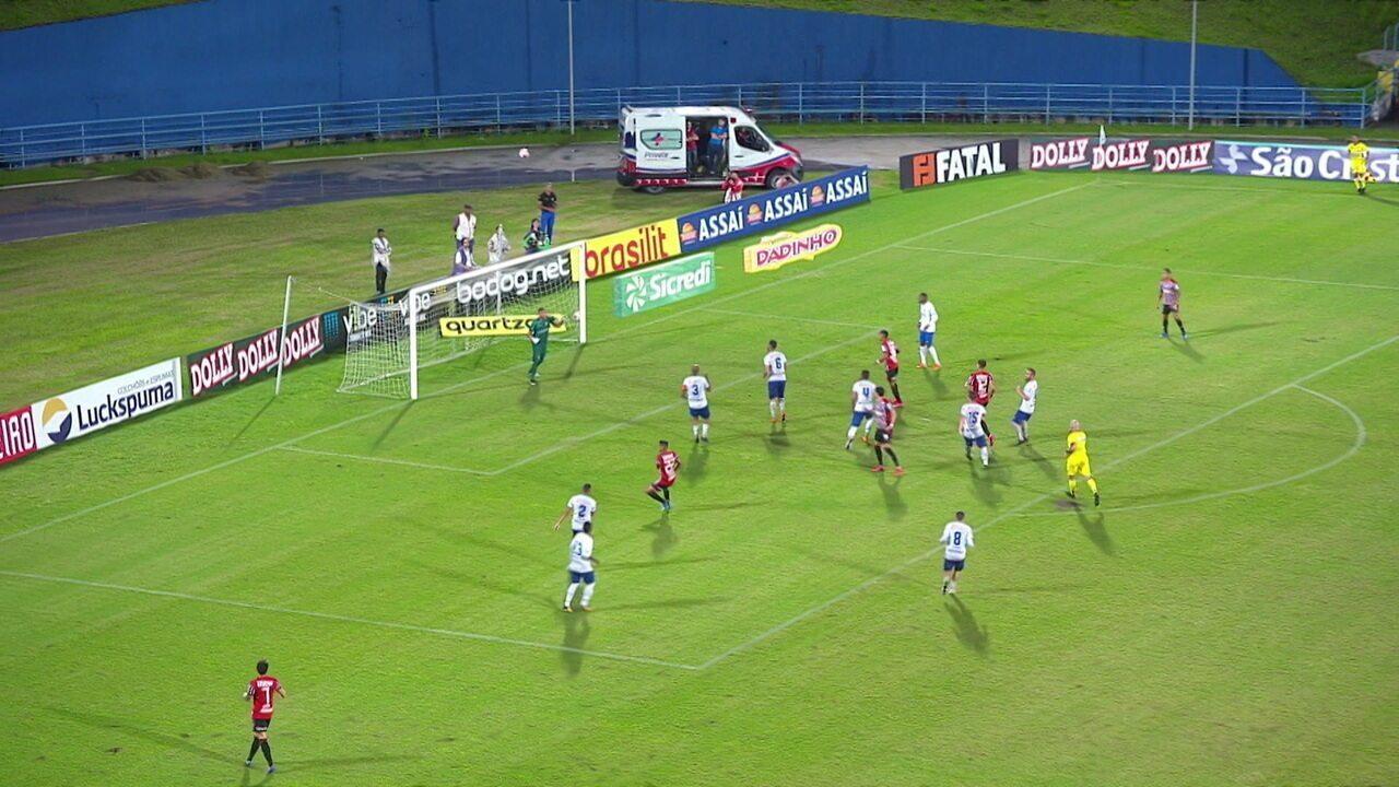 Melhores momentos: Santo André 2 x 1 São Paulo pela 5ª rodada do Campeonato Paulista