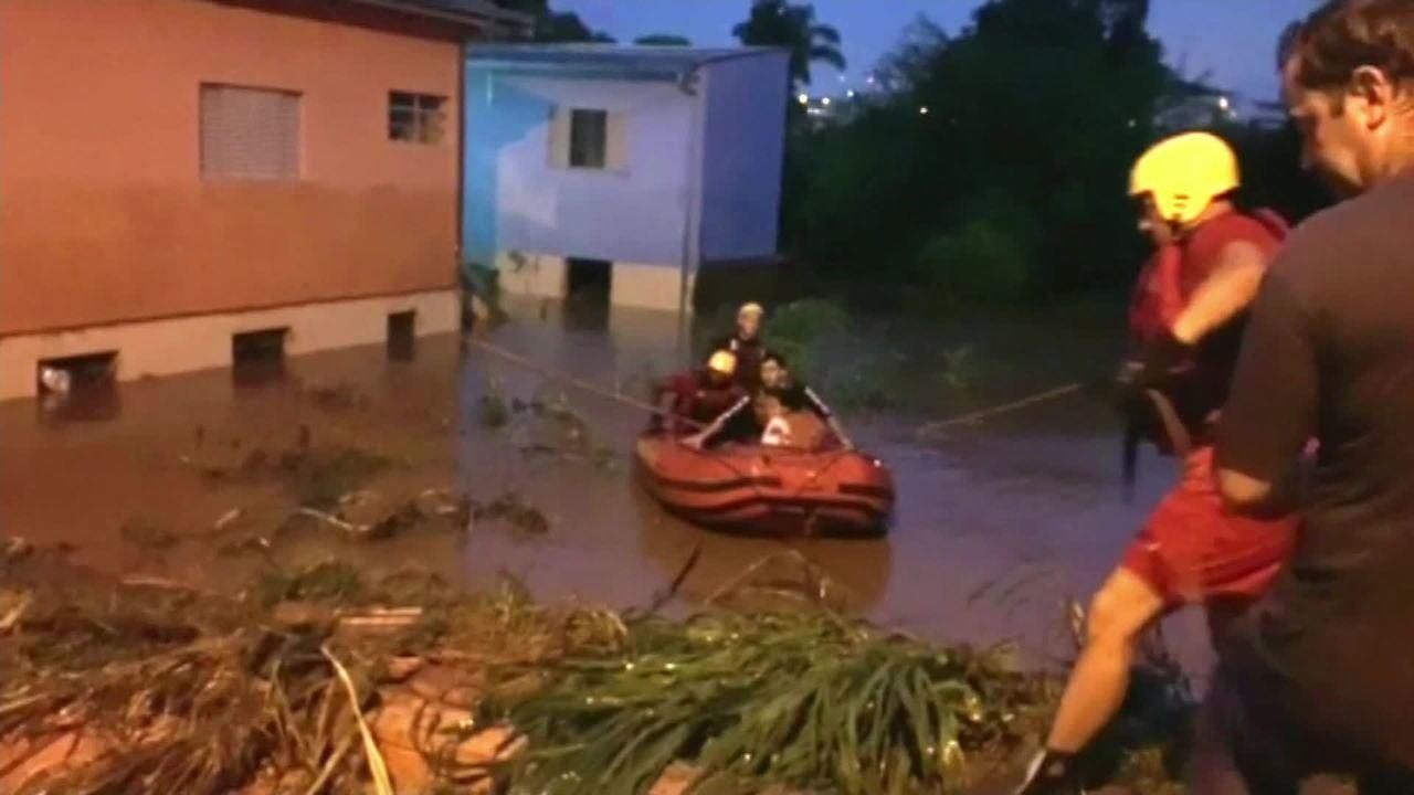 Botucatu (SP) entra em estado de calamidade por causa da chuva