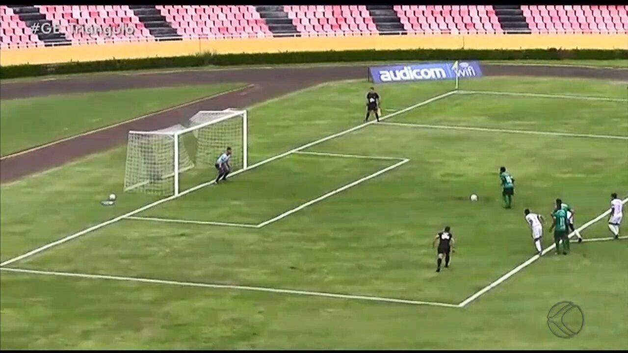 CAP Uberlândia estreia com derrota para o Ipatinga