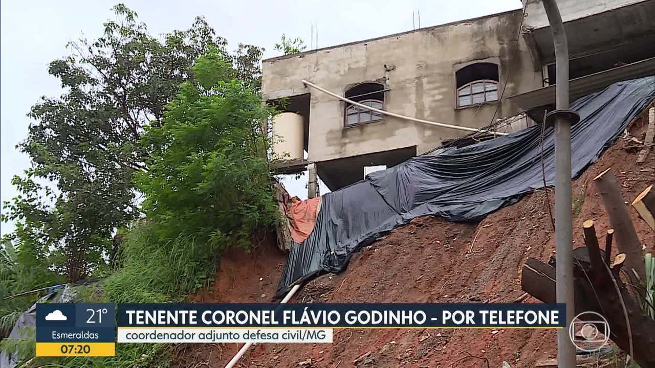Chuvas em Minas Gerais deixam 60 mortos em menos de um mês