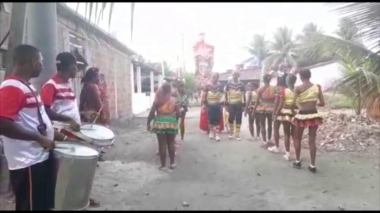 Pretinha do Congo: conheça manifestação cultural natural de Goiana