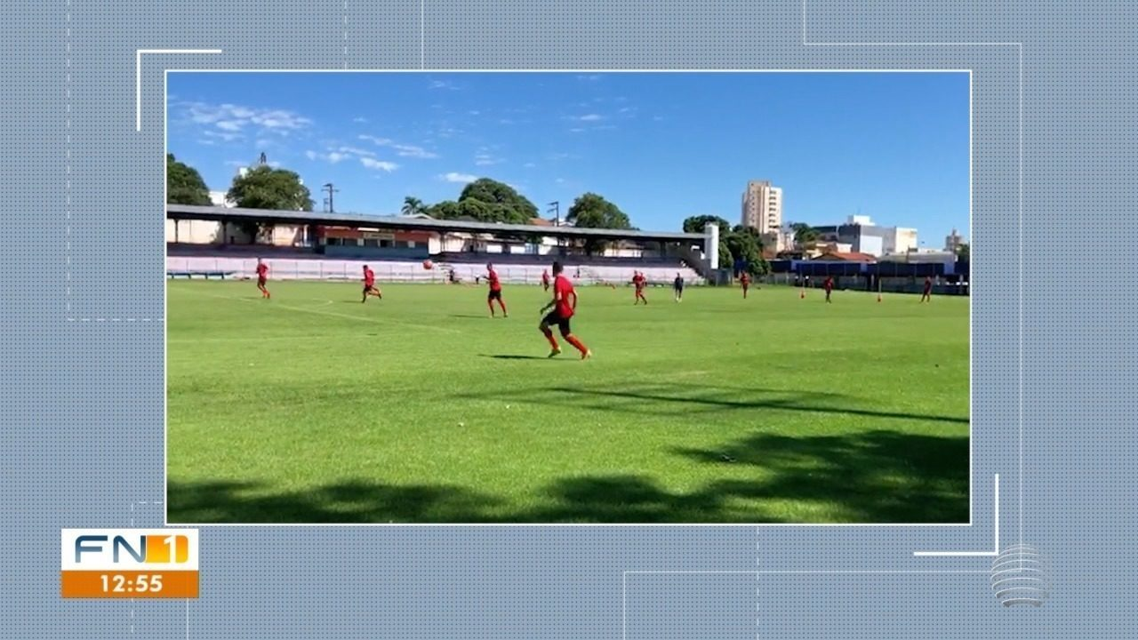 Com reforços e atletas em avaliação, Grêmio Prudente treina para a Segundona