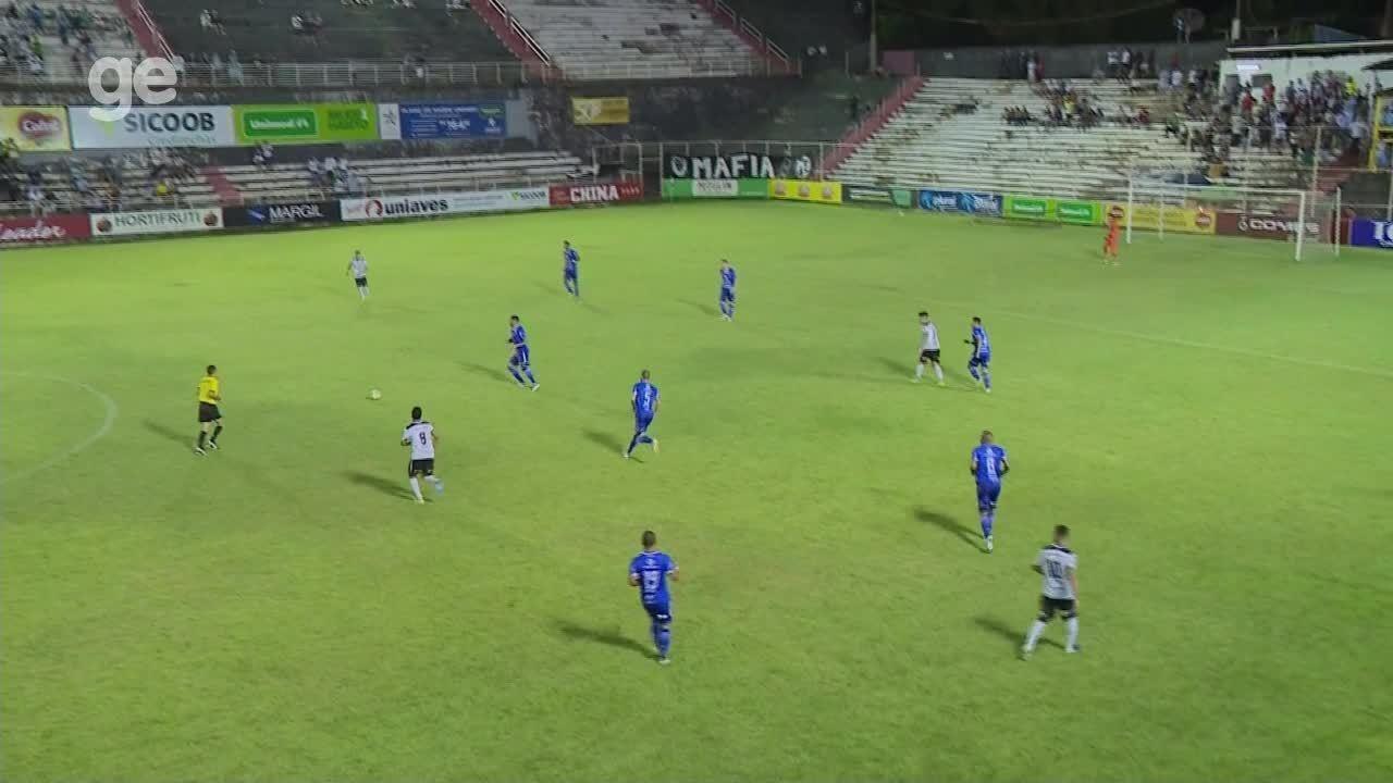 Melhores momentos de Estrela do Norte 1 x 2 Vitória-ES, pelo Campeonato Capixaba 2020