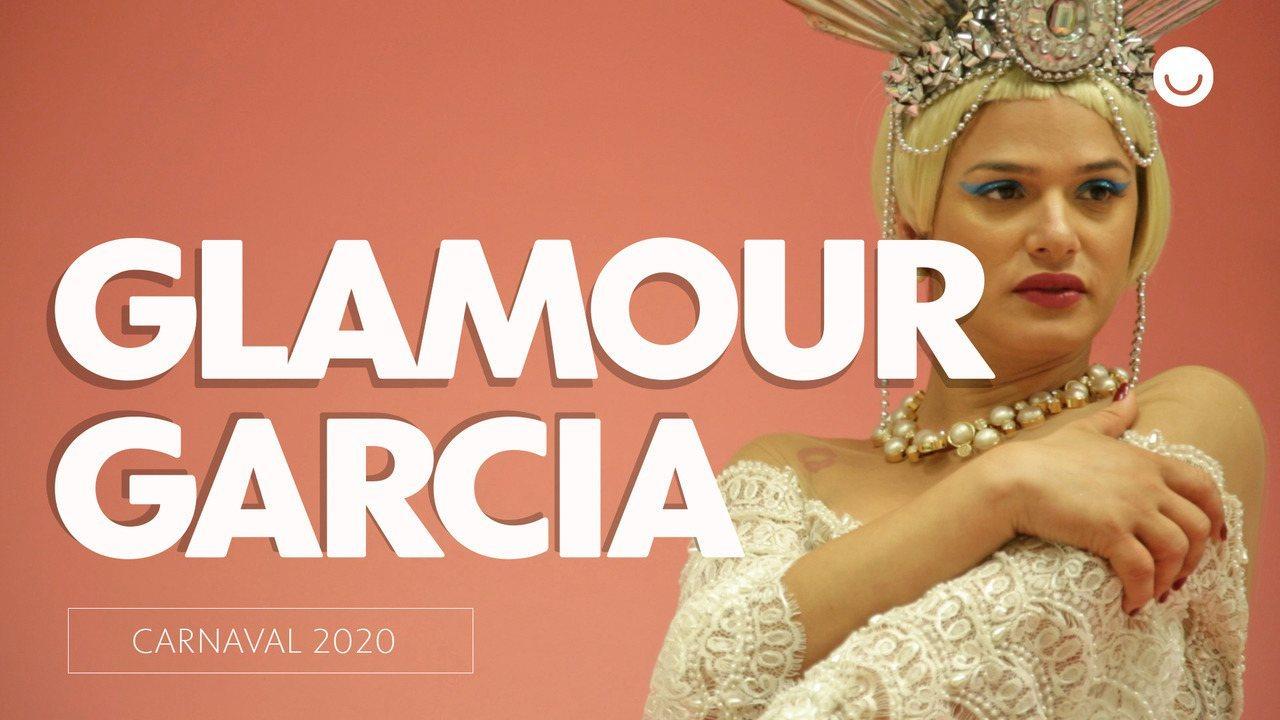 Ensaio de Carnaval com Glamour Garcia
